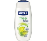 Nivea Free Time shower gel 250 ml