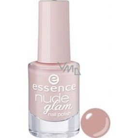 Essence Nude Glam Nail Polish Nail Polish 04 Iced Latte 5 ml