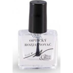 Diva & Nice Optical nail brightener clear 9 ml