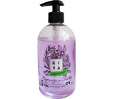 Riva Rosemary and Violets antibacterial liquid soap dispenser 500 g