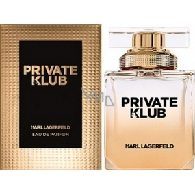 Karl Lagerfeld Private Club for Women perfumed water 45 ml