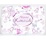 Nekupto Card holder with dedication Wonderful friend
