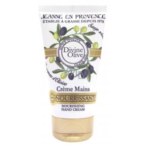 Jeanne en Provence Divine Olive nourishing conditioner for dry hair 300 ml