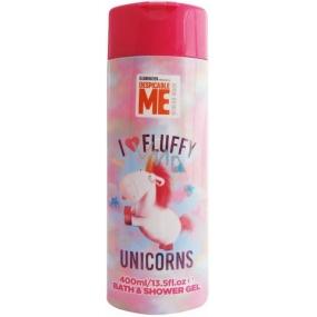 Fluffy Shower and Bath Gel 400ml 2661