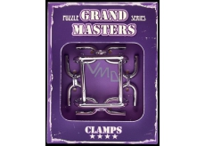 Albi Grand Masters metal puzzle - Clamps 4/4