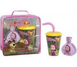 MASS AND BEAUTY Eau de toilette 50 ml + cup, gift set