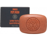 Erbario Toscano Soap 140g Black Pepper 4852