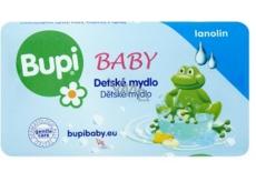 Bupi Baby Lanolin toaletní mýdlo pro děti 100 g