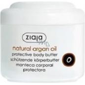 Ziaja Arganový olej tělové máslo suchá a podrážděná pokožka 200 ml