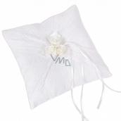 Albi Wedding Pillow for rings - roses
