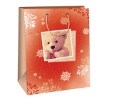 Ditipo Gift paper bag teddy bear 32.4 x 10.2 x 44.5 cm DXA 2291914