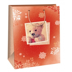 Ditipo Gift paper bag Winnie the Pooh 32.4 x 10.2 x 44.5 cm DXA 2291914