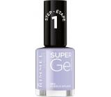 Rimmel London Super Gel nail polish 082 Purple Splash 12 ml