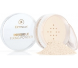 Dermacol Invisible Fixing Powder transparentní fixační pudr White 13,5 g