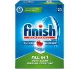 Finish All in 1 Deep Clean tablety do myčky nádobí 70 kusů