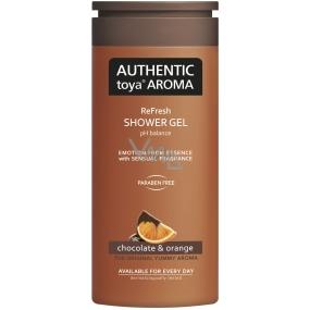 Authentic Toya Aroma SGl 400ml Chocolate + Orange 1248