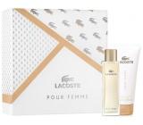 Lacoste pour Femme EdP 50 ml + 100 ml body lotion, gift set