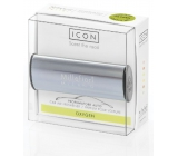 MF.Icon Car perfume Metallo / Oxygen blue glossy