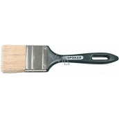 Spokar Flat Brush 81264, plastic handle, clean bristle, size 2
