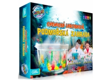 Albi Chemical Laboratory - Underwater Garden Experimental Kit, recommended age from 8+