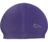 Volcano Swimming cap made of natural latex, smooth size 2 1 piece