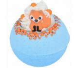 Bomb Cosmetics Fox - Foxy Loxy Sparkling ballistic bath 160 g