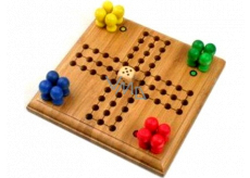 Albi Mini bamboo games - Man, don't be angry