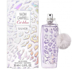 Naomi Campbell Deluxe Silver Eau de Toilette for Women 30 ml