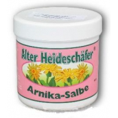 Alter Heideschafer Arniková Alter ointment for chapped skin, bruises, contusions 250 ml