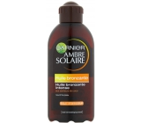 Garnier Ambre Solaire SPF2 traditional suntan oil 200 ml