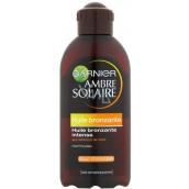Garnier Ambre Solaire SPF2 tradiční olej na opalování 200 ml