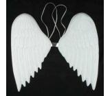 Angel wings plastic 36 cm