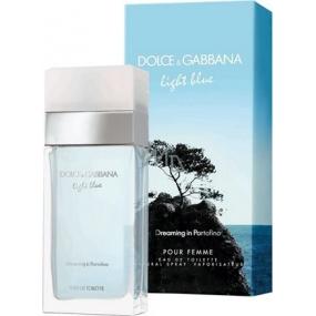 Dolce & Gabbana Light Blue Dreaming in Portofino eau de toilette for women 25 ml