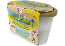 151 Interior Dehumidifier Vanilla remover with air freshener 300 g