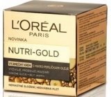 Loreal Nutri-Gold Extraordinary exceptional cream with micro-beads of oil 50 ml