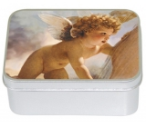 Le Blanc Rose Angel A Rose natural soap solid in a box of 100 g