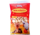 Tobby Fodder for dogs and other pets Mini 120 g