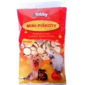 Tobby Sponge cakes for dogs and other pets Mini 120 g