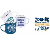 Albi Tin mug named Zdeněk 250 ml