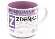 Nekupto Pottery A mug named Zdenek 0.4 liters