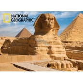 Prime3D poster Ancient Egypt - Sphinx 39.5 x 29.5 cm