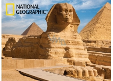 Prime3D Poster - Ancient Egypt - Sphinx 39.5 x 29.5 cm