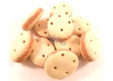 Grand Biscuit stuffed with ovals for dogs 1 kg