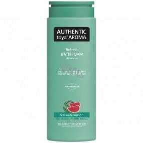 Authentic Toya Aroma Red Watermelon bath foam 600 ml