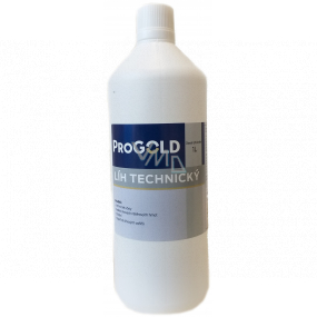 Progold Technical alcohol for alcohol stoves, for technical purposes 1 l