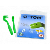 O´Tom Tick removal tool, hook 2 pieces in a bag