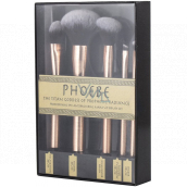 DMM Phoebe cosmetic makeup brushes 5 pieces, set