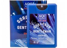 AQC Fragrances Gorgeous for Gentleman Energy Eau de Toilette for Women 20 ml