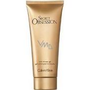 Calvin Klein Secret Obsession shower gel 200 ml