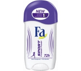 Fa Sport Invisible Power antiperspirant deodorant stick pro ženy 50 ml